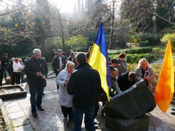 В Ялте почтили участников ликвидации Чернобыльской АЭС (ФОТО), фото-7