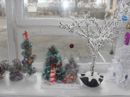 В горловской школе №15 начала работу  уникальная Мастерская Деда Мороза, фото-4