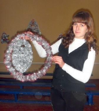 В горловской школе №15 начала работу  уникальная Мастерская Деда Мороза, фото-3