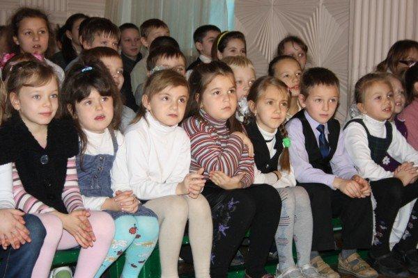 В Запорожье пожарный Дед Мороз напомнил детям о безопасности  (ФОТО), фото-2