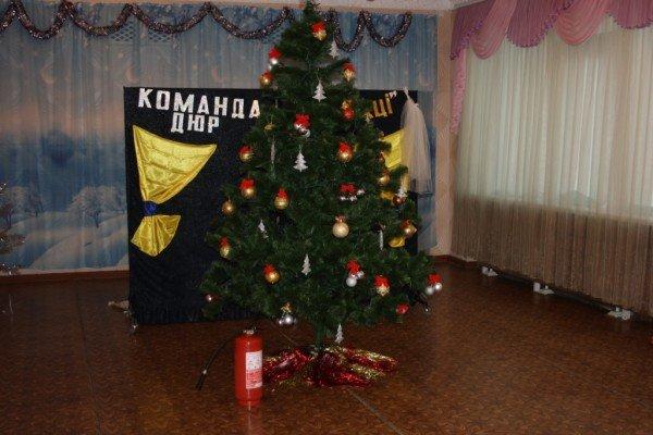 В Запорожье пожарный Дед Мороз напомнил детям о безопасности  (ФОТО), фото-3