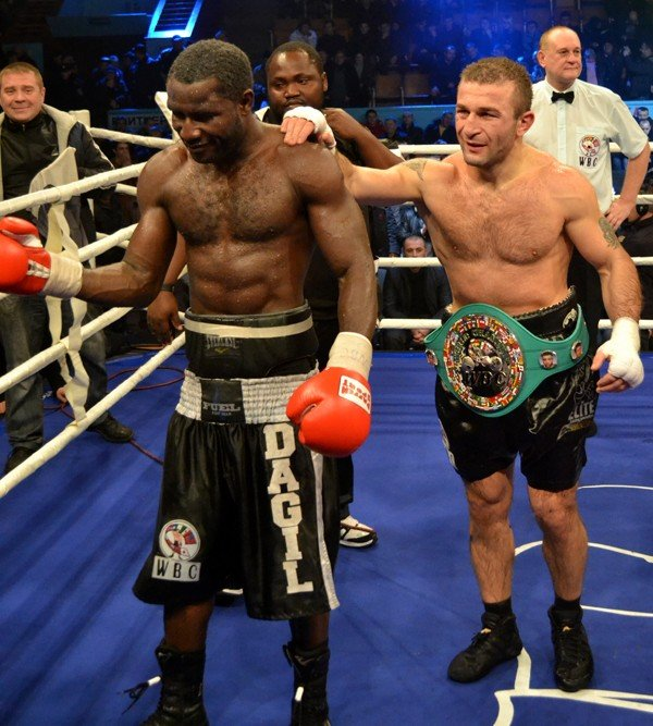ФОТОРЕПОРТАЖ: В Запорожье прошел боксерский бой за титул серебряного чемпиона по версии WBC, фото-9