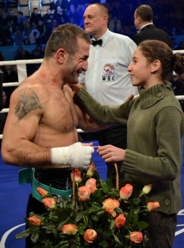ФОТОРЕПОРТАЖ: В Запорожье прошел боксерский бой за титул серебряного чемпиона по версии WBC, фото-10