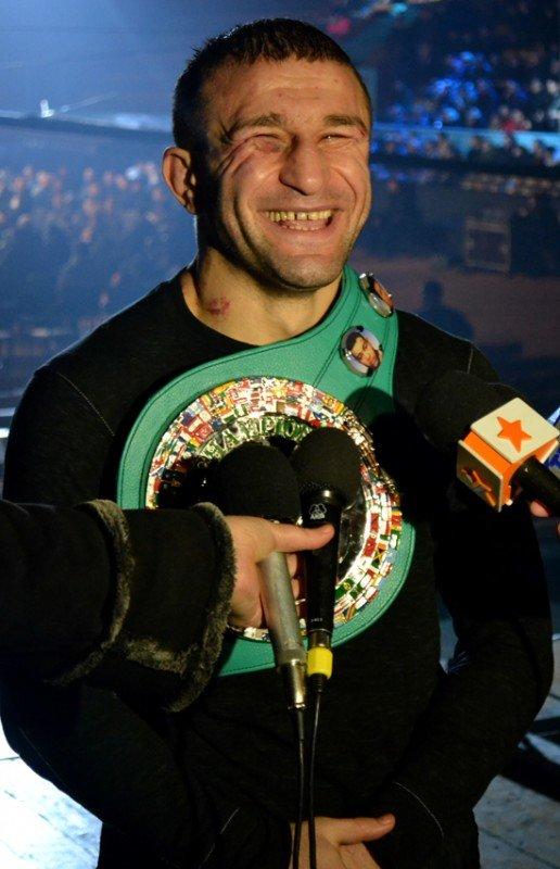 ФОТОРЕПОРТАЖ: В Запорожье прошел боксерский бой за титул серебряного чемпиона по версии WBC, фото-11