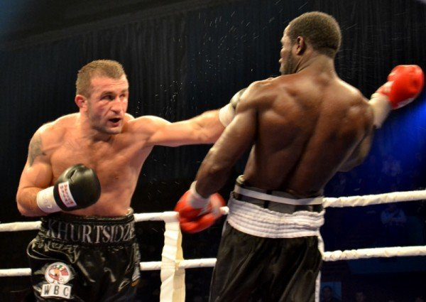 ФОТОРЕПОРТАЖ: В Запорожье прошел боксерский бой за титул серебряного чемпиона по версии WBC, фото-5