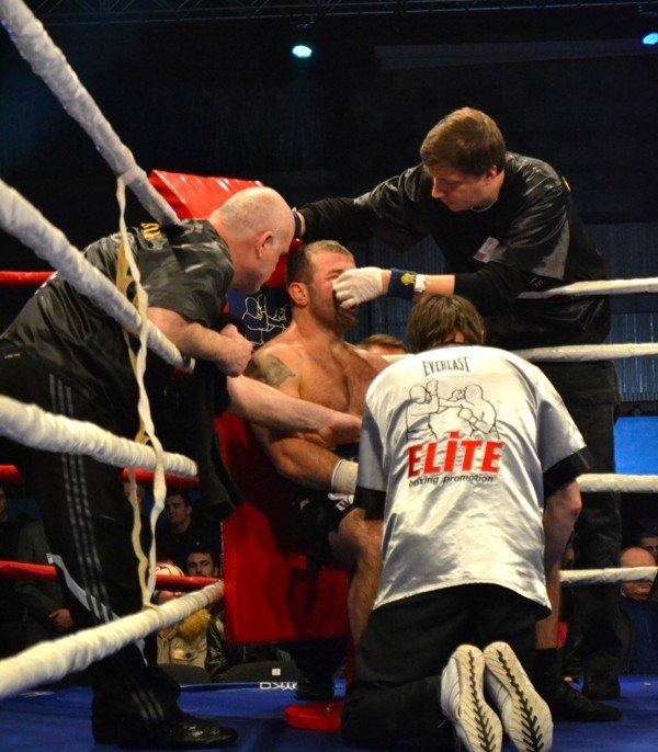ФОТОРЕПОРТАЖ: В Запорожье прошел боксерский бой за титул серебряного чемпиона по версии WBC, фото-6