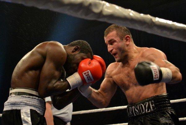 ФОТОРЕПОРТАЖ: В Запорожье прошел боксерский бой за титул серебряного чемпиона по версии WBC, фото-7