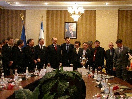 Yalta Rally признали лучшим этапом Кубка мира по авторалли 2011 года (ФОТО), фото-2