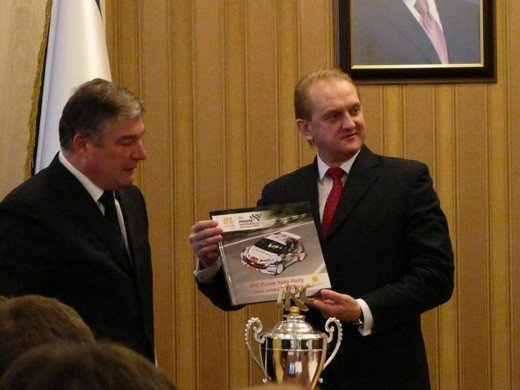 Yalta Rally признали лучшим этапом Кубка мира по авторалли 2011 года (ФОТО), фото-3