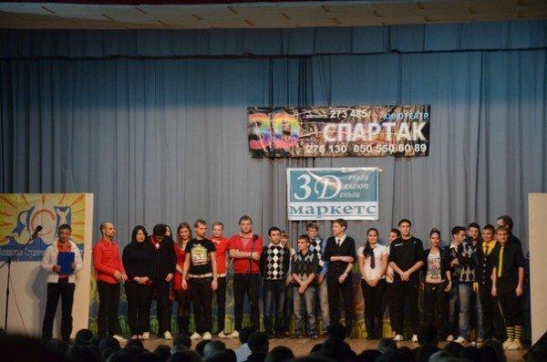 В Ялте прошла полуфинальная битва Ялтинской Всеукраинской Открытой Лиги КВН (ФОТО), фото-10