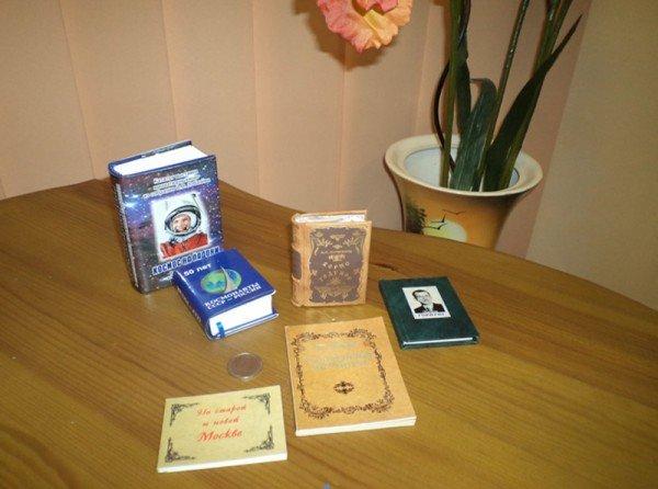 Меньше скрепки, краше оникса: музей миниатюрной книги пополнился новыми экземплярами, фото-2