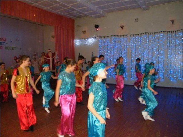 В день Святого Николая школа-интернат «Проминь» принимала гостей., фото-3