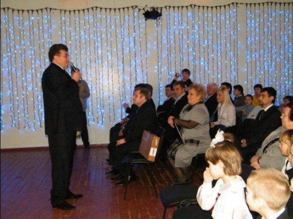 В день Святого Николая школа-интернат «Проминь» принимала гостей., фото-5