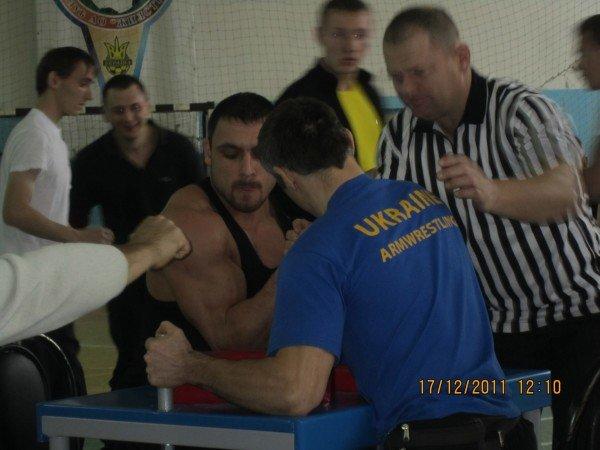 И снова крымский культурист отвоевал медаль!, фото-1