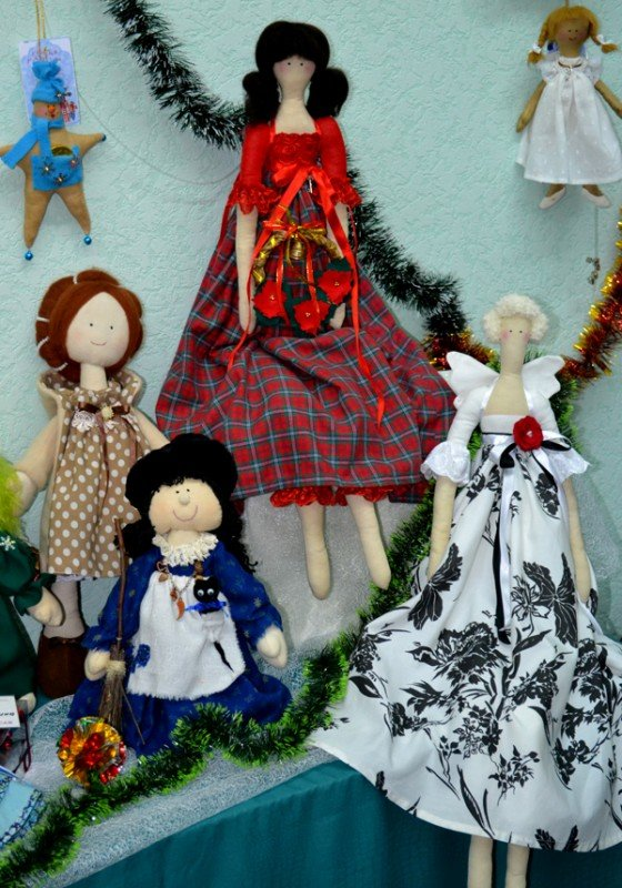 ФОТОРЕПОРТАЖ: В Запорожье открылся кукольный вернисаж, фото-10