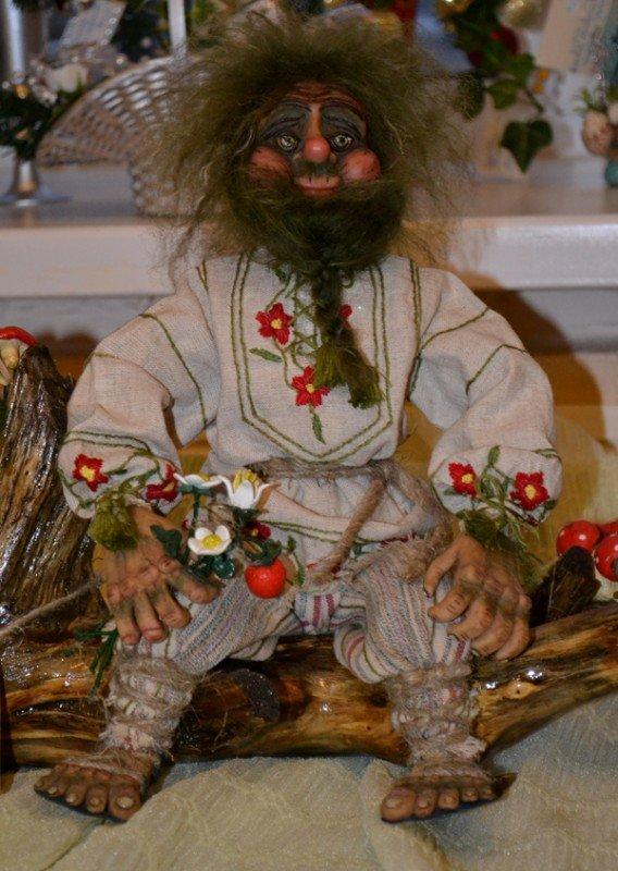 ФОТОРЕПОРТАЖ: В Запорожье открылся кукольный вернисаж, фото-11
