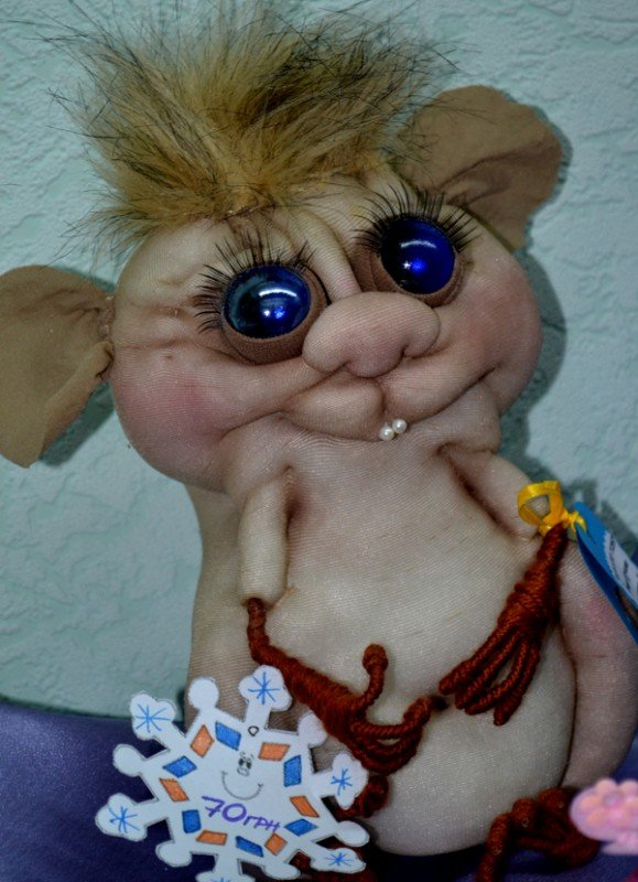 ФОТОРЕПОРТАЖ: В Запорожье открылся кукольный вернисаж, фото-1