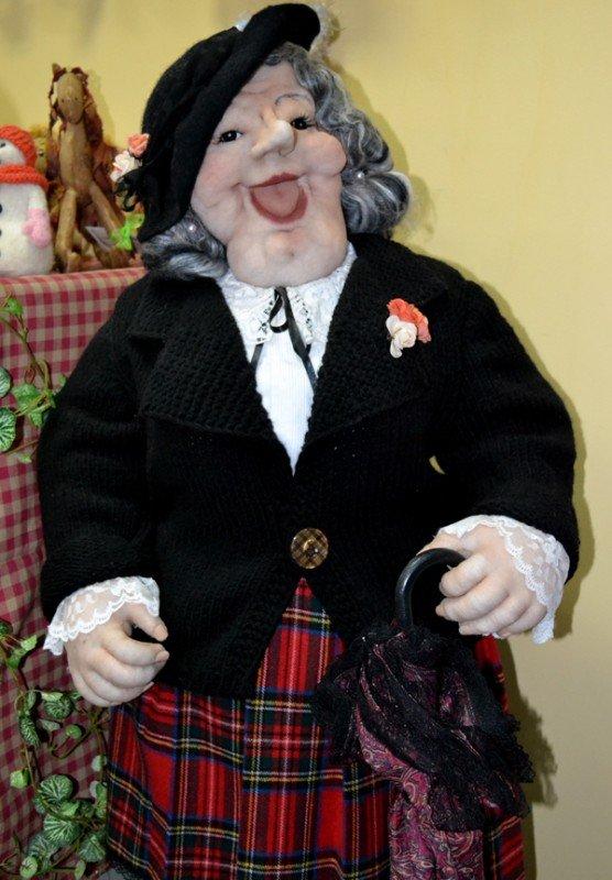 ФОТОРЕПОРТАЖ: В Запорожье открылся кукольный вернисаж, фото-2