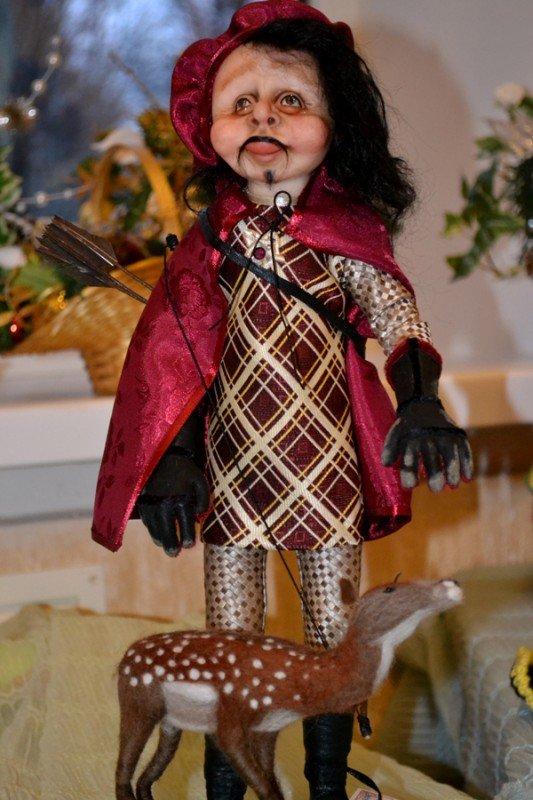 ФОТОРЕПОРТАЖ: В Запорожье открылся кукольный вернисаж, фото-3