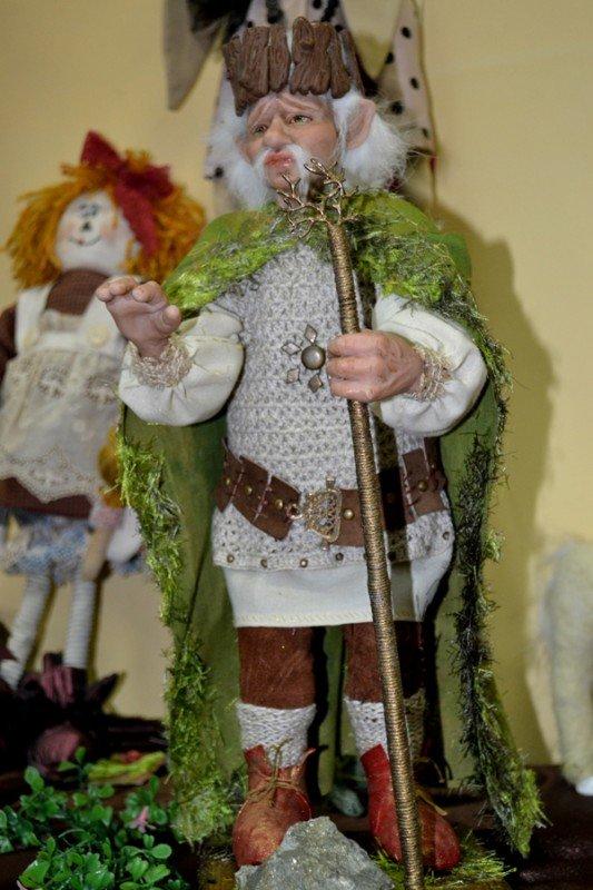 ФОТОРЕПОРТАЖ: В Запорожье открылся кукольный вернисаж, фото-5