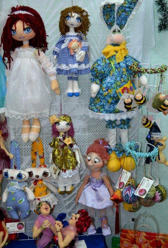 ФОТОРЕПОРТАЖ: В Запорожье открылся кукольный вернисаж, фото-9