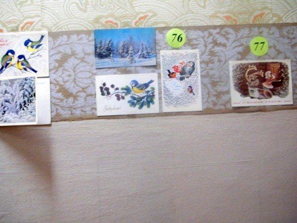 В горловской юношеской библиотеке проходит выставка раритетных открыток, фото-4