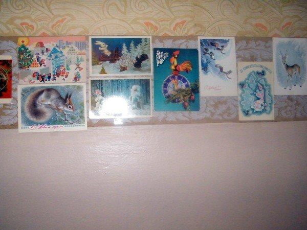 В горловской юношеской библиотеке проходит выставка раритетных открыток, фото-5