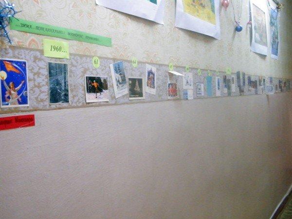 В горловской юношеской библиотеке проходит выставка раритетных открыток, фото-6