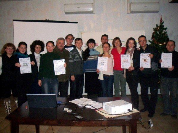 Ялтинцы презентовали проект конкурса социальных видеороликов на Первом крымском аукционе социальных инициатив, фото-1