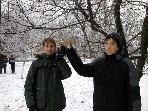 Горловские школьники приняли  участие в акции «Эпидемия добра», фото-2