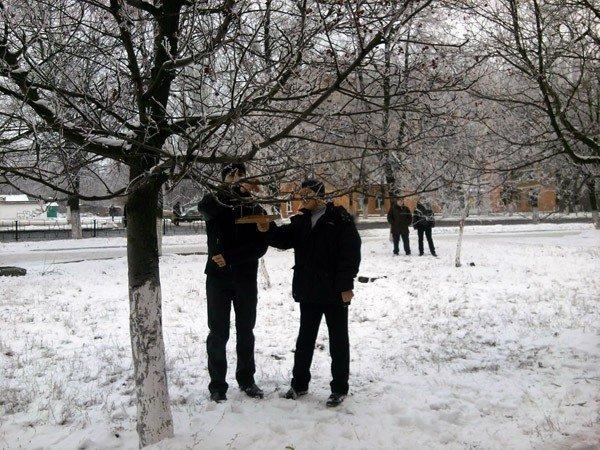 Горловские школьники приняли  участие в акции «Эпидемия добра», фото-1