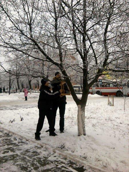 Горловские школьники приняли  участие в акции «Эпидемия добра», фото-4