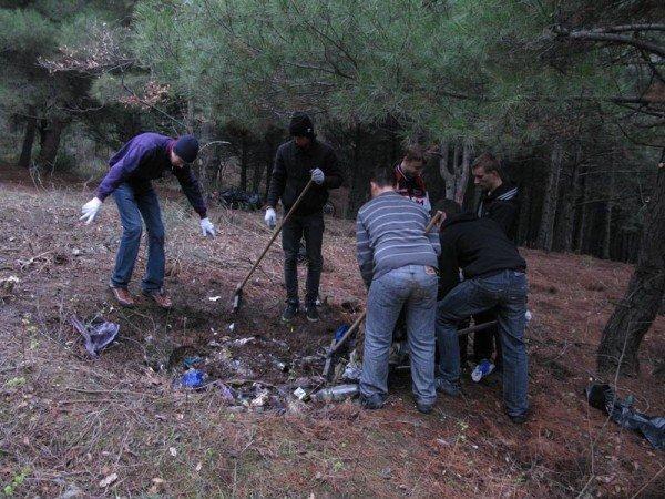 150 мешков мусора - итог трех субботников команды «Фрирайт», фото-3