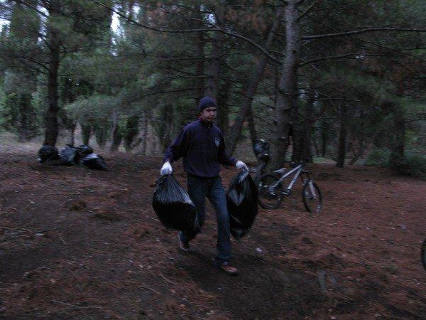 150 мешков мусора - итог трех субботников команды «Фрирайт», фото-2