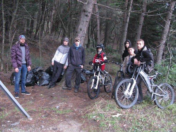 150 мешков мусора - итог трех субботников команды «Фрирайт», фото-1