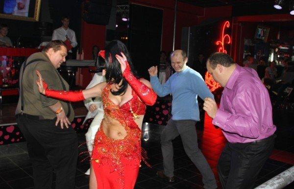 Танец живота в Горловке демонстрировали красавицы со всего Донбасса (фото), фото-6