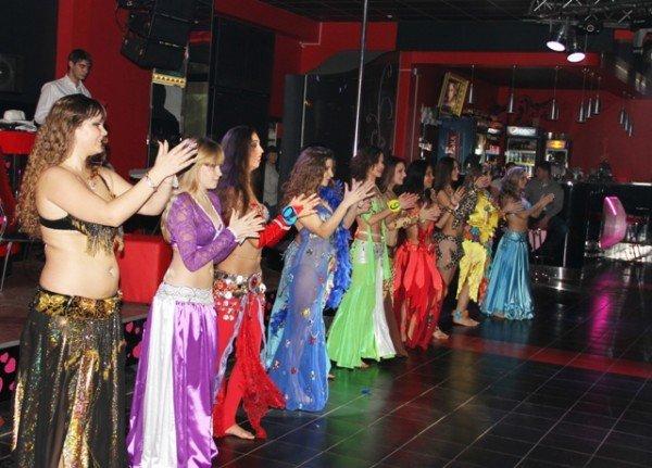 Танец живота в Горловке демонстрировали красавицы со всего Донбасса (фото), фото-2