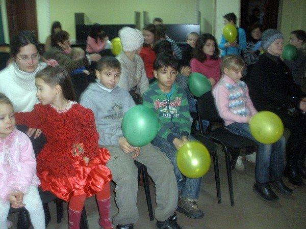 Горловское городское благотворительное общество многодетных семей «Семья»   отпраздновало  День Именинника, фото-5