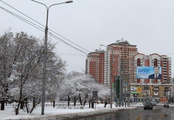 В Донецке совсем недавно была зима (фото), фото-9