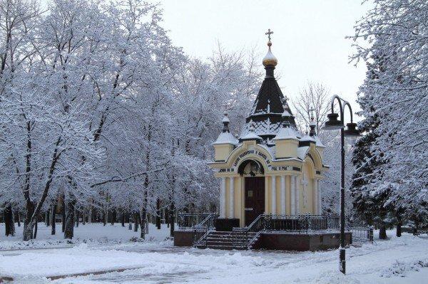 В Донецке совсем недавно была зима (фото), фото-4