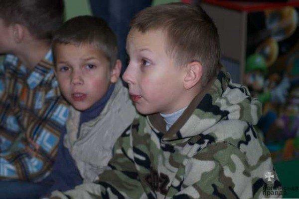 У Луцьку дітям, які опинилися у складних обставинах, подарували свято (ФОТО), фото-1