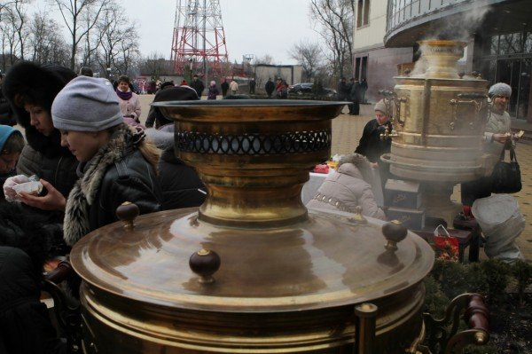 В Донецке прошла Митрополичья елка (фото), фото-9