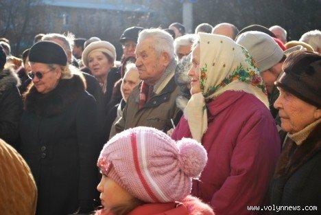 Відкрили меморіальну дошку страченим воякам УПА. ФОТО, фото-3