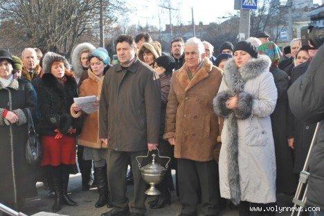 Відкрили меморіальну дошку страченим воякам УПА. ФОТО, фото-4