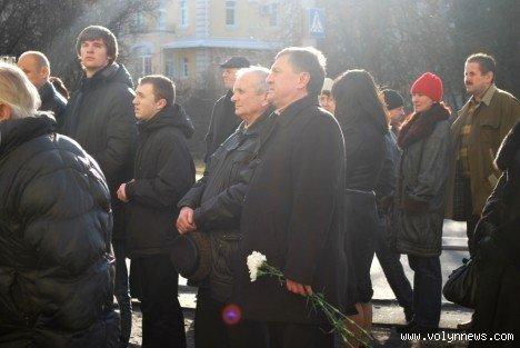 Відкрили меморіальну дошку страченим воякам УПА. ФОТО, фото-5