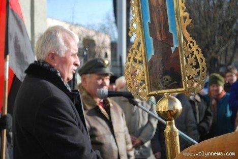 Відкрили меморіальну дошку страченим воякам УПА. ФОТО, фото-6