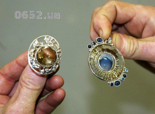 Крымский ювелир разработал уникальную технику огранки камней (фото), фото-4