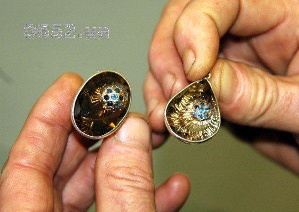 Крымский ювелир разработал уникальную технику огранки камней (фото), фото-5
