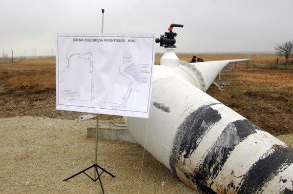 Феодосийский регион получил круглосуточную подачу воды (фото), фото-1
