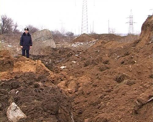 В Запорожье парни решили украсть 15 метров трубопровода у «Запорожстали» (ФОТО, ВИДЕО), фото-1